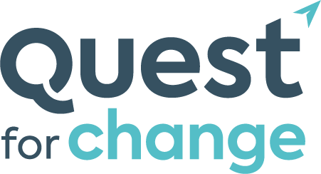 Logo quest for change