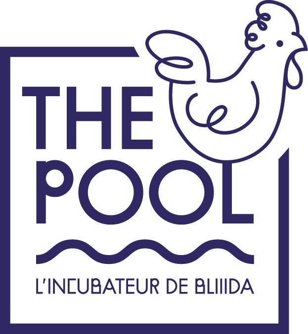 Logo the pool
